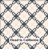 Free Pioneer Quilt Patterns With Their History & Road to California Quilt Adamdwight.com