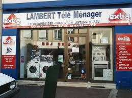 Lambert Télé Ménager Saint Dié des Vosges - Antennes de télévision  (adresse, horaires)