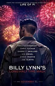 【劇情】比利‧林恩的中場戰事線上完整看 Billy Lynn's Long Halftime Walk