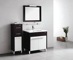Black Over The Toilet Cabinet Modern Bathroom Storage Cabinet Zampco