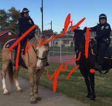 Thank you to Tracie Milligan, Linda... - EPD Mounted Patrol   Facebook