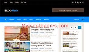 Magblog Myblogthemes