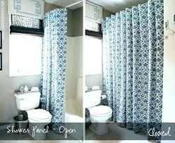 standard curtain lengths standard curtain rod sizes