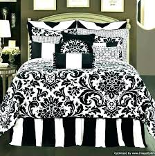 black and white comforters comforter set red grey striped sheets twin xl