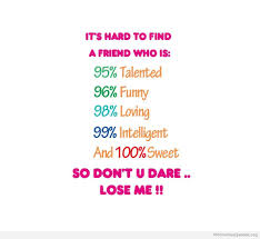 Cute Quotes On Friendship Motivational Quotes