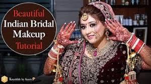 indian bridal makeup tutorial best