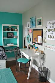 Bedroom design for girls blue Room Blue Tiffany Turquoise And White Bedroom For Teen Girls With Stylish And Beautiful Workarea For Creative Juice 40 Beautiful Teenage Girls Bedroom Designs For Creative Juice