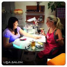 Nehty A Pedikúra Leja Salon