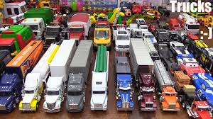 toy cars and trucks. Toy Cars \u0026 Trucks: Semi Trucks And Diecast Collection. Disney Artist Series More!