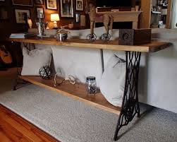Sewing Machine Home Design Ideas | Singers, Legs and Repurposed