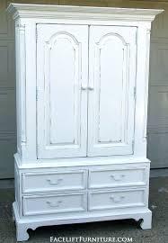 Wardrobes: White Armoire Wardrobe With Mirror French White Armoire Wardrobe  White Armoire Wardrobe Bedroom Furniture