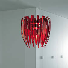 leucos dracena s60 modern murano glass chandelier