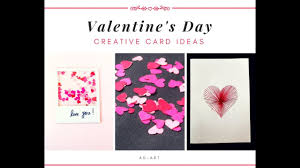diy valentine s day gift s for him how to make valentines day card