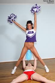 Tanner mayes cheerleader toy