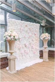 Flower Wall Best 25 Flower Wall Wedding Ideas On Pinterest Flower Backdrop
