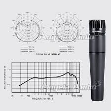top quality karaoke handheld cardioid dynamic vocal wired top quality karaoke handheld cardioid dynamic vocal wired microphone mike instrument mic for sm57lc sm57 sm 57 lc 57lc microfone in microphones from