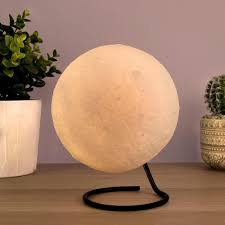 Nova Design Moon Light Moon Lamp
