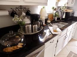 Kitchen Counter Display The Quaint Sanctuary Farmhouse Kitchen Counter Decor Ideas