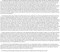 rex essay conclusion oedipus rex essay conclusion