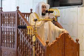 الشيخ بندر بليلة في خطبة الجمعة : بالعدل والتوحيد يلتئم الكمالُ –  haramoon.com