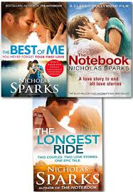 cheap best film making books best film making books deals on get quotations acircmiddot nicholas sparks love stories collection 3 books set the notebook the best of me