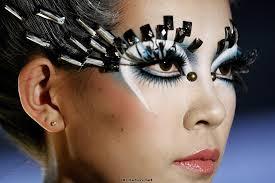 party wear crazy eye makeup ideas