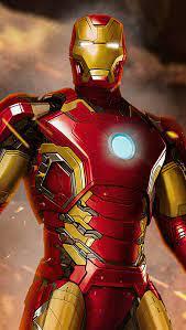 Tony Stark Iron Man Wallpaper 4k Ultra ...