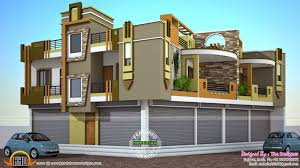 House With Shop Design Icymi Modern Indian House Front Elevation Designs In 2020