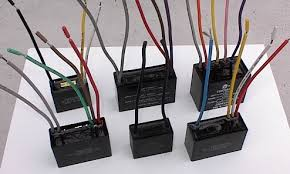 hampton bay switch and capacitor wiring