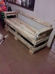 Bench Out Of Headboard Wood Bench Out Of Pallets