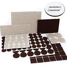 x protector premium two colors pack furniture pads 133 piece felt pads furniture feet