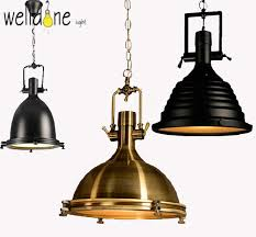 pendant lighting rustic. American Style Vintage Lamp RH Industrial Chrome Pendant Light Country Lamps Rustic Loft Restaurant Kitchen Lighting