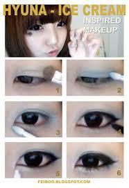 new 104 tutorial make up natural ala korea