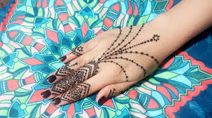 Small Picture DIY Small and Easy Mehendi Henna Design Jewelry Tutorial 1