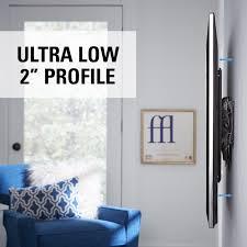 Low profile tv wall mount Lcd Led Sanus Sanus Low Profile Tilting Tv Wall Mount Bracket For 40