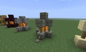 Piston Lamp Minecraft Project