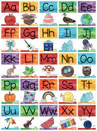 ABC Alphabet Posters - Laughing Kids Learn