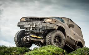 off road vehicles may feature live axles