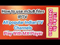 Image result for indian iptv channels m3u8