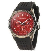 rousseau men s casual wristwatches rousseau baer mens multi function watch msrp 680 00 2 colors clearance