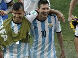 """الأرجنتين تهزم إيران بصعوبة بفضل هدف """"يتيم"""" لميسي"""