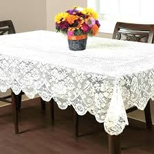 paper tablecloths that look like linen round white table linens dot round linen tablecloth round est