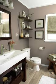 Get rid of that awful star wallpaper in master bath. Mink by Sherwin  Williams.