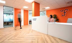 office orange. Reception Office Orange I