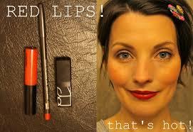 clic red lips makeup 9a724c390055b69b7d257a4c049d7a53 middot makeup tutorial red lipstick middot warm eyes bold orange lip