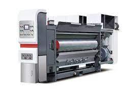ماكينة الطباعة على الكرتون المضلع   تصنيع الكرتون   Jiufeng