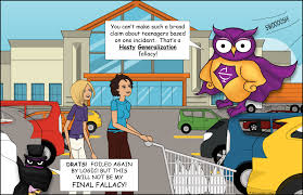Hasty Generalization Fallacy Excelsior College Owl
