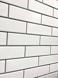 white ceramic tile wall. Wonderful Ceramic 2x6 Matte Finish White Brick Ceramic Mosaic Tile Walls And Floors Inside Wall M