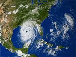 The national hurricane center began formally naming storms in 1950. Hurricane Katrina 64 Parishes