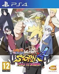 Naruto Shippuden: Ultimate Ninja Storm 4 - Weg zu Boruto/ PS4 [ :  Amazon.de: Games